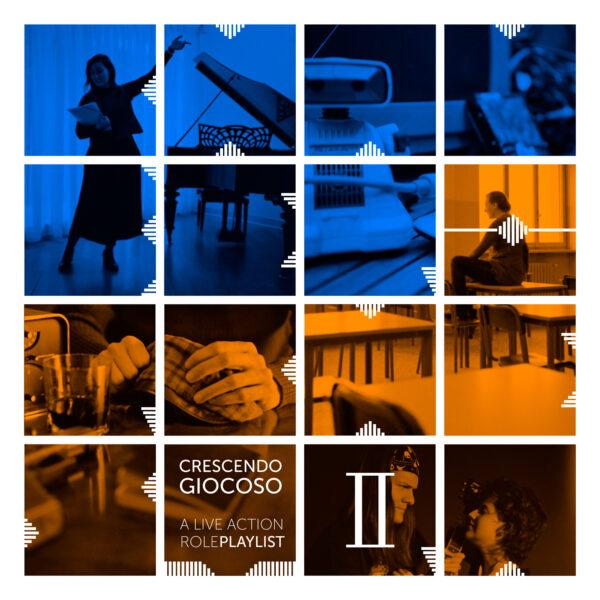 Copertina Crescendo Giocoso Volume II