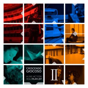Copertina Crescendo Giocoso e Crescendo Giocoso Volume II