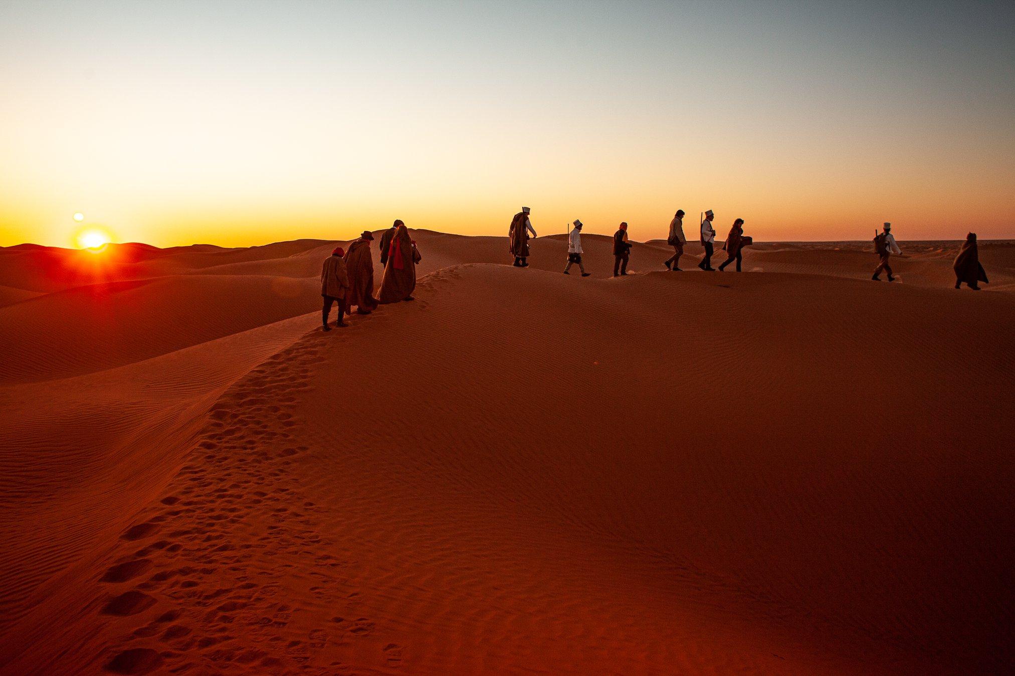 Colonna Sahara Expedition