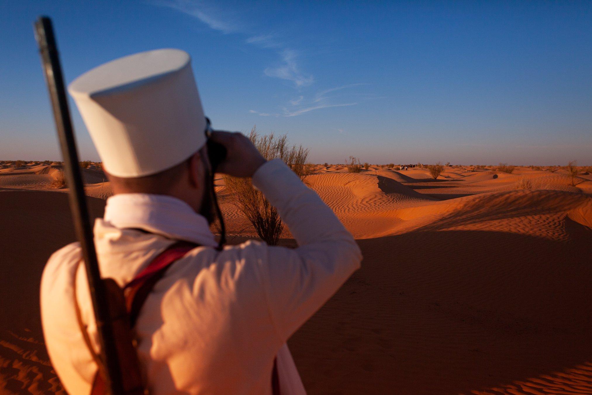 Legionario Sahara Expedition