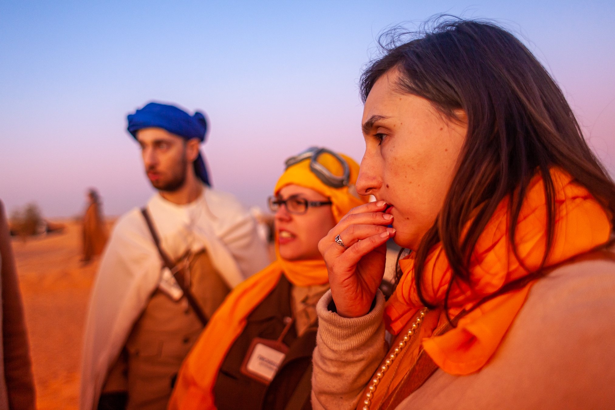 Maria Sahara Expedition