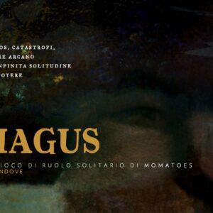 Magus_Copertina